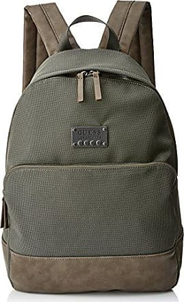 Guess Bags Backpack, Sacs à dos homme, Jaune (Yellow), 18x44x28 cm (W x H L)