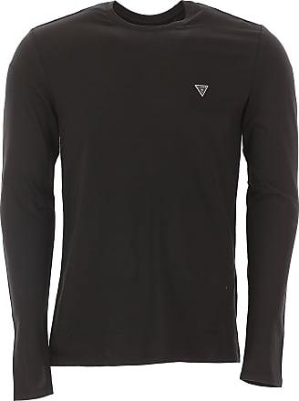 Mens Clothing On Sale, Black, Cotton, 2017, L M S XL XXL Guess