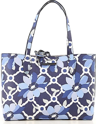 Tote Bag On Sale, Reversible, Bluette, polyurethane, 2017, one size Guess