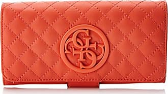 Slg Wallet, Womens Orange, 2x10x20 cm (W x H L) Guess