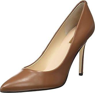 Guess Ele7 Pat08 Beige, Schuhe, Absatzschuhe, Pumps, Grau, Female, 36