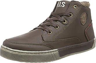 H.I.S Herren 605067 Sneakers, Blau (Navy), 45 EU