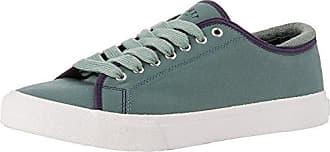 Hackett London Hackett Mr Classic Plimsole, Sneaker Uomo, Verde (Mint), 41 EU