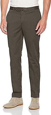 Kensington Slim Chino, Pantalones para Hombre, Morado (5Iaavio), 36L Hackett