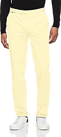 Hackett Sanderson Tlrd Chino, Pantalones para Hombre, Amarillo (Lt Yellow 003), W30/L32 Hackett