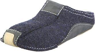 Birki's - Zuecos unisex, color azul, talla 44