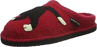 Nanga Herz, Damen Pantoffeln, Rot (ziegelrot/22), 41 EU