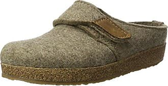 Grizzly Franzi, Chaussons Femme, Beige (Torf 550), 39 EUHaflinger