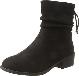 Hailys LU Tyra, Zapatos de Cordones Brogue para Mujer, Mehrfarbig (Camouflage), 39 EU