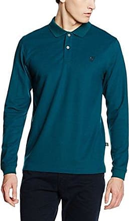 Herren Poloshirt, Polo Homme Vert (Dunkelgrün 515) 58 (Taille Fabricant: XXX-Large)Hajo