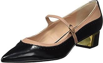 Hannibal Laguna Chiara - Zapatos para Mujer, Color Negro, Talla 37