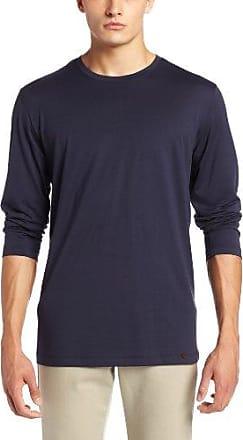 Camiseta de pijama de manga larga para hombre, color grün (winter olive 6759), talla 2xl Huber