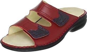 Siena 022053-170, Chaussures femme - Rouge/bordeaux, 36 EUHans Herrmann Collection