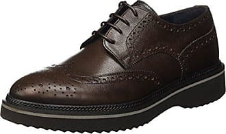 4140003516, Chaussures Derby Homme - Marron - Marron (Brown 700), 44 EUJoop