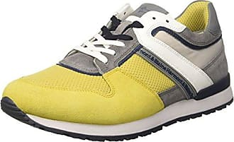 2001 Suem, Baskets Homme, Jaune (Yellow Senape 481), 45 EUSuperga