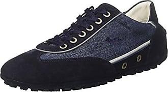 Sneaker, Zapatillas para Hombre, Azul (Blue 609), 44 EU Harmont & Blaine