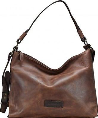 Harold's Stag Sac à main porté épaule cuir 40 cm