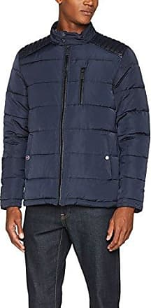 Jimmy, Parka Homme, Bleu (Marine), X-Large (Taille Fabricant: XL)Harrington