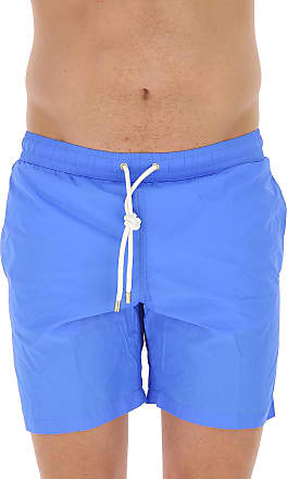 Swim Shorts Trunks for Men On Sale, navy, polyamide, 2017, S Hartford