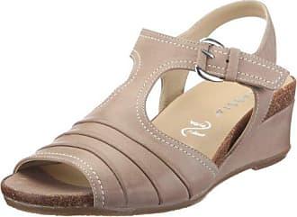 Lunar - Sandalias de vestir de Material Sintético para mujer beige beige, color beige, talla 37 1/3