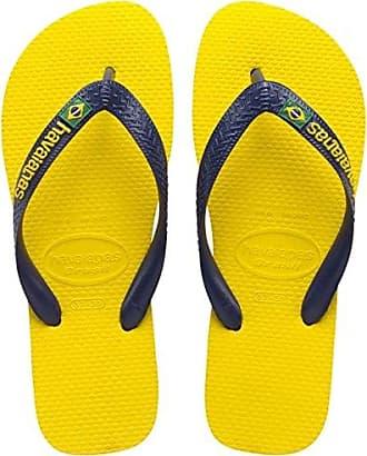 Tongs Femme Jaune (Light Yellow) 37/38 EUHavaianas