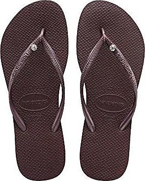 Havaianas Herren/Damen Flip Flops Stars Wars Grösse 41/42 EU (39/40 Brazilian) Weiß/Weiß Zehentrenner für Männer/Frauen