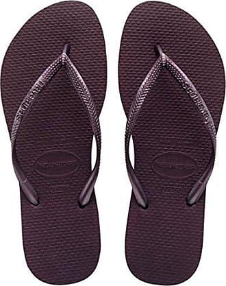 Havaianas - Women's Origine Slim - Sneaker Gr 34 - EU 36 schwarz/rot
