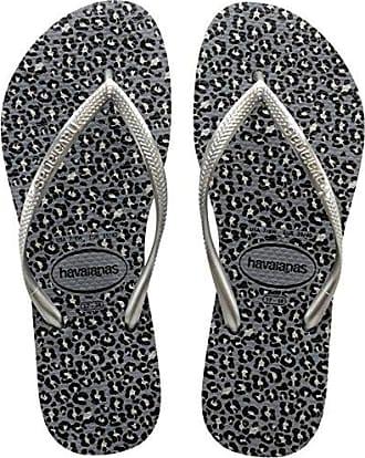 SKO'S , Damen Zehentrenner, - Grey (630) - Größe: 41 EU