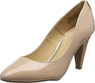 Head Over Heels Damen AVA Pumps, Beige (Nude Nude), 37 EU