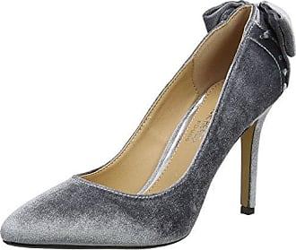 Womens Ashleigh Closed-Toe Heels Head Over Heels