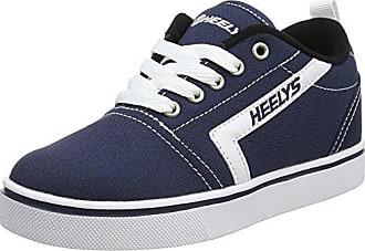 Heelys GR8 Pro, Zapatillas Adultos Unisex, Negro (Black/White/Pink Black/White/Pink), 39 EU