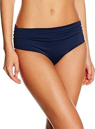 Heidi Klum Swimwear Sun Muse Classic Demi, Haut de Maillot de Bain Femme, Multicolore (Black Iris/Monaco BL), 42