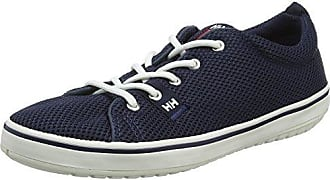 Scurry 2, Sneakers Basses Homme, Bleu (597 Navy/White/Red), 45 EU (10.5 UK)Helly Hansen