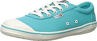 Helly Hansen W Salt Flag F-1, Zapatillas de Deporte para Mujer, Azul (Vintage Indigo/Plum/of 899), 40 EU
