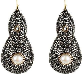 Henri Bendel Kevia Faceted Stone Drop Earring