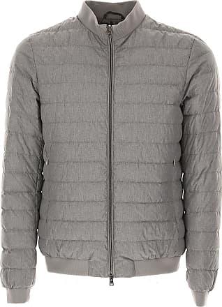 Down Jacket for Men, Puffer Ski Jacket On Sale in Outlet, polyester, 2017, L Herno
