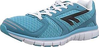 Hi-Tec Haraka W', Sneakers da Donna, Blu (Bahama blu/Black/White 032), 39