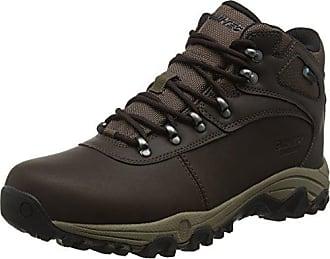 Hi-Tec Chaussures de Randonnée Montantes Pour Femme Marron 36 EU