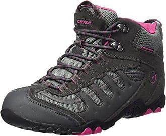 Hi-Tec Scarponcini da escursionismo e camminata, Uomo, Grigio (Grau (Coal/Charcoal/Grey 051)), 44