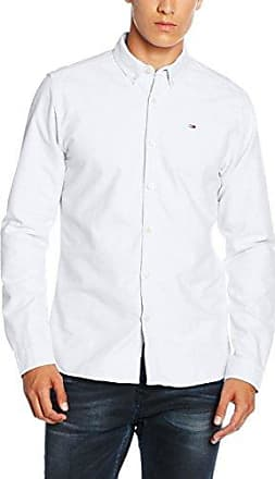 Zorion Shirt - Chemise Casual - Coupe Droite - Manches Longues - Homme - Blanc - Small (Taille Fabricant: Small)Minimum