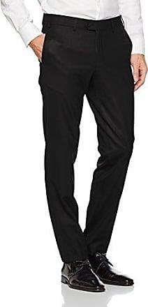 Perfetto, Pantalones de Traje para Hombre, Azul (Marine 40), 40W x 34L (Talla del Fabricante: 56) Hiltl