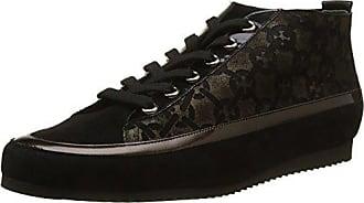 H?gl 5-10 0320, Zapatillas para Mujer, Negro (Schwarz), 38 EU