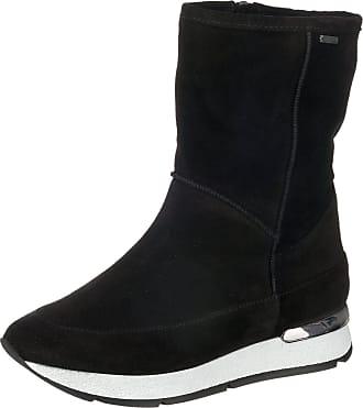 Högl »Leder« Stiefelette, schwarz, EURO-Größen, schwarz