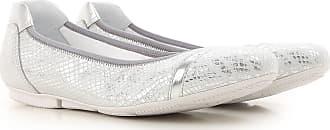 Chaussures Womens En Vente, Argent, Cuir, 2017, 38 Hogan