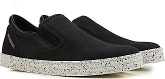 Slip on Sneakers for Men On Sale in Outlet, Grey Ice, Leather, 2017, 10 5.5 Hogan