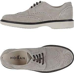 Sneakers for Women, Lead Grey, Leather, 2017, 2.5 3.5 4 4.5 5.5 7.5 Hogan