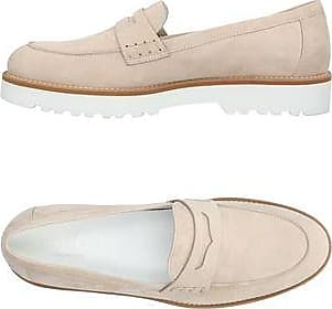 Loafers for Women On Sale, Light Sand, suede, 2017, 2.5 3 3.5 4 4.5 5.5 6 7.5 Hogan