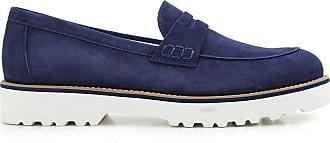 Womens Shoes On Sale in Outlet, Night Blue, Suede leather, 2017, 4 Hogan
