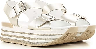 Sandals for Women On Sale, Caramel, Leather, 2017, 3.5 4.5 5 5.5 6.5 8.5 Hogan