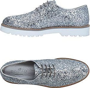 Sneakers for Women, Lead Grey, Leather, 2017, 2.5 3.5 4 4.5 5.5 7.5 Hogan